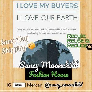 Saucy Moonchild Fashion House